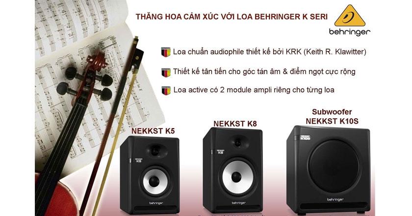Behringer K Series