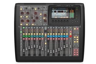 Hướng dẫn cài đặt và sử dụng mixer số X32 Compact - Digital mixer bán chạy tại Việt Nam
