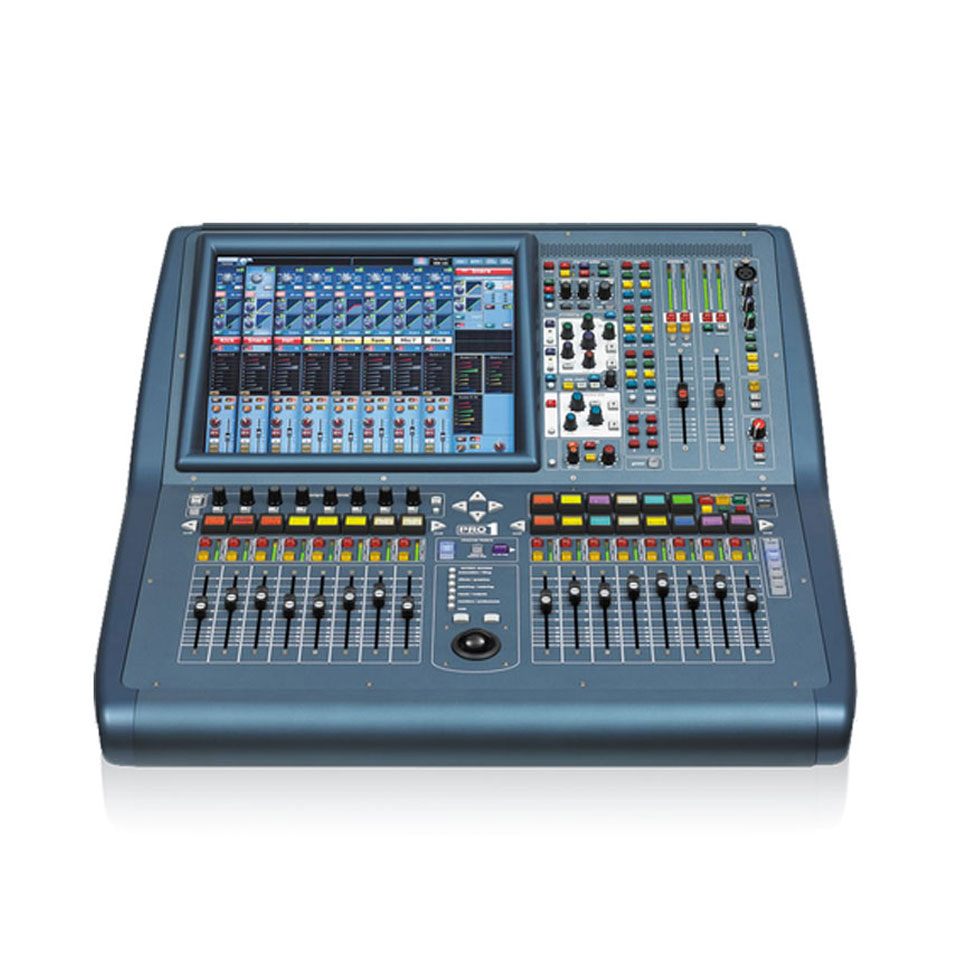 PRO1-IP Mixer Digital 48 input 27 Bus Midas - Giá Call
