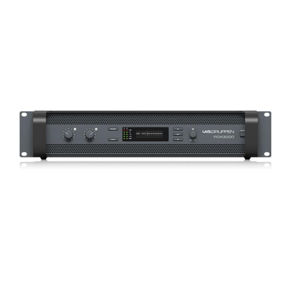 PDX3000 Lab.Gruppen Ampli 2 x 1.500w 2 channels DSP - GIÁ CALL
