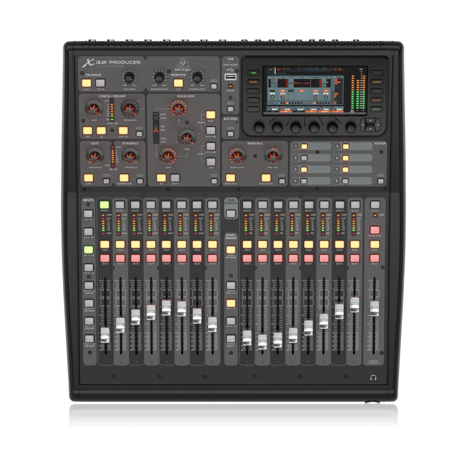 Mixer Digital Behringer X32 PRODUCER - Giá Call