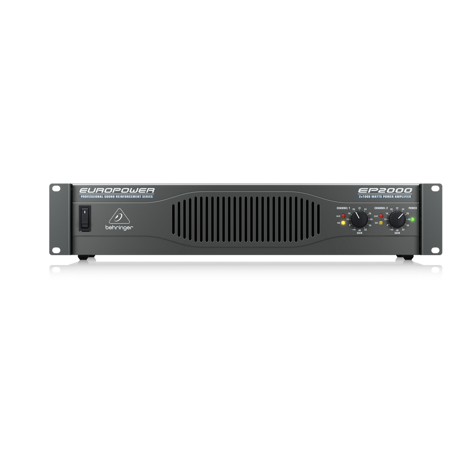 EP2000 Amply Behringer  2 x 750w / 4 ohm