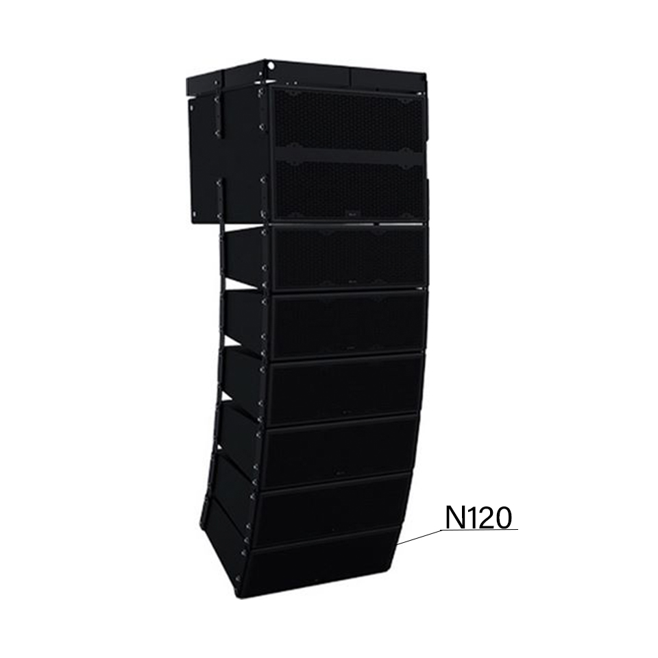 Loa Line Array McCauley N120 - Giá Call