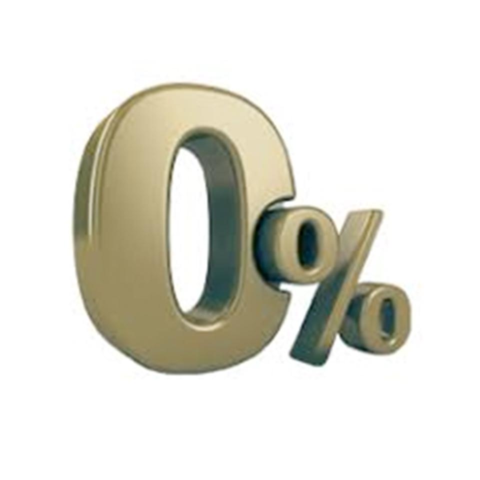 Ưu Đãi lãi Suất 0%