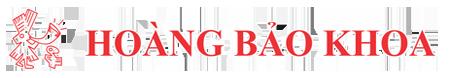 Hoang Bao Khoa logo
