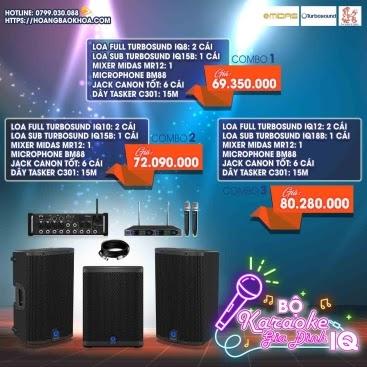 Những lưu ý khi chọn mua bộ âm thanh karaoke gia đình