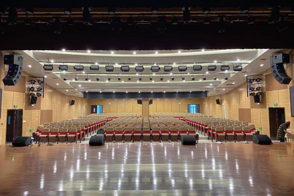 Lắp Đặt Âm Thanh Chuyên nghiệp vói giá hợp lý tại Nhà Hát & Sân Khấu