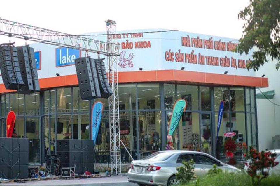 Hoàng Bảo Khoa Kiên Giang – showroom Đồ âm thanh lớn nhất khu vực Nam Bộ
