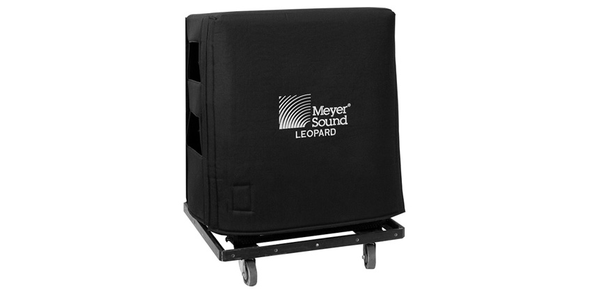 LEOPARD 3 HIGH PULLOVER SPEAKER COVER