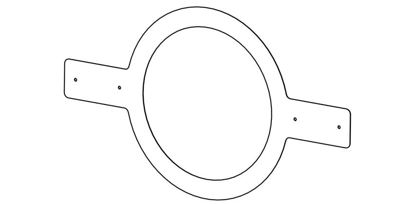 ASHBY-8C NEW CONST BRKT KIT