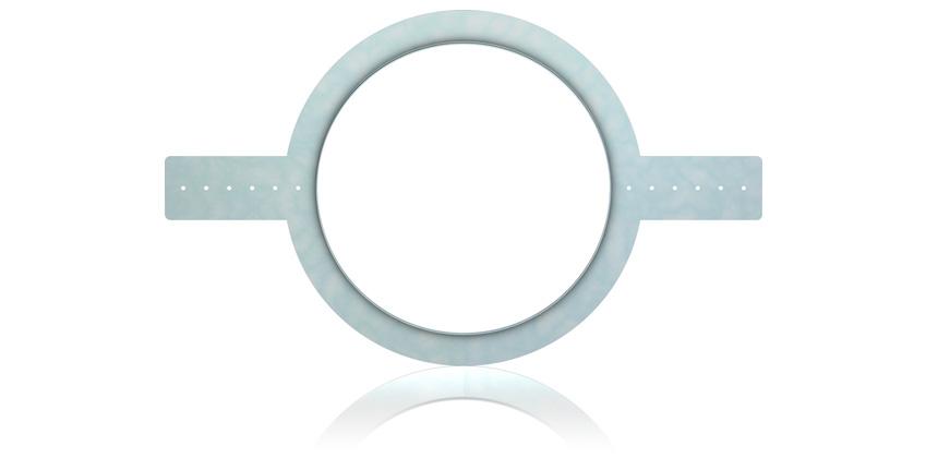 PLASTER RING CVS 8