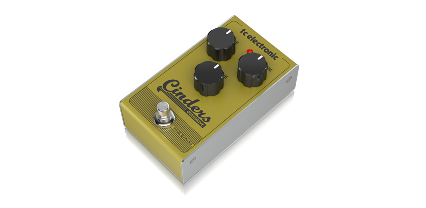 CINDERS OVERDRIVE