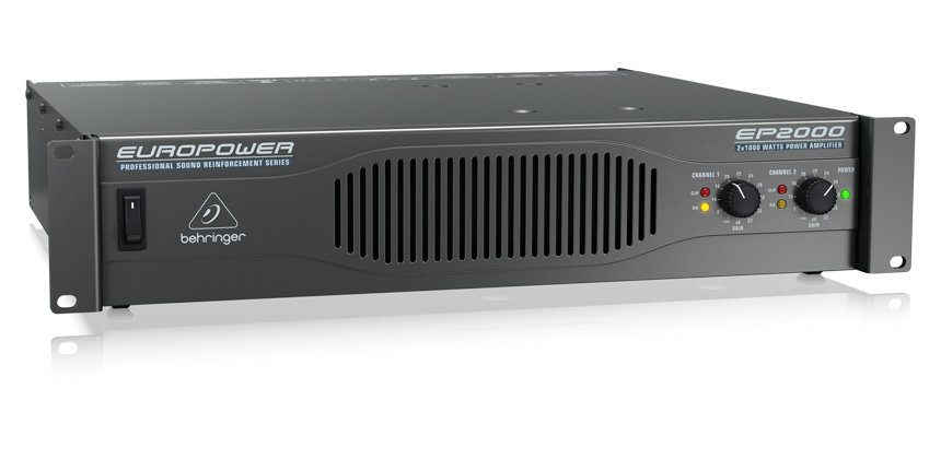 EP2000 Amply Behringer