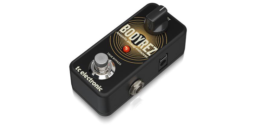 Boderez Acostic Pickup Enhancer