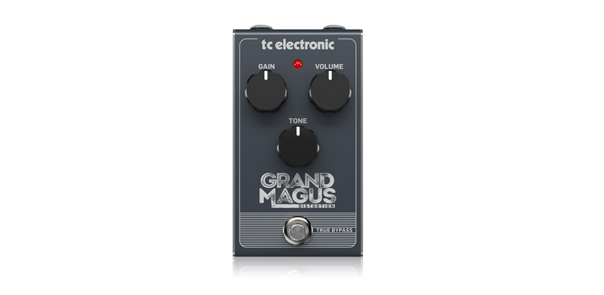 GRAND MAGUS DISTORTION