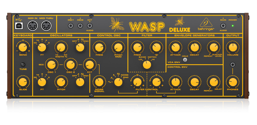 WASP DELUXE