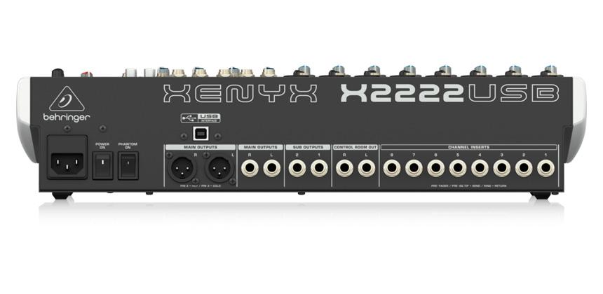 X2222USB