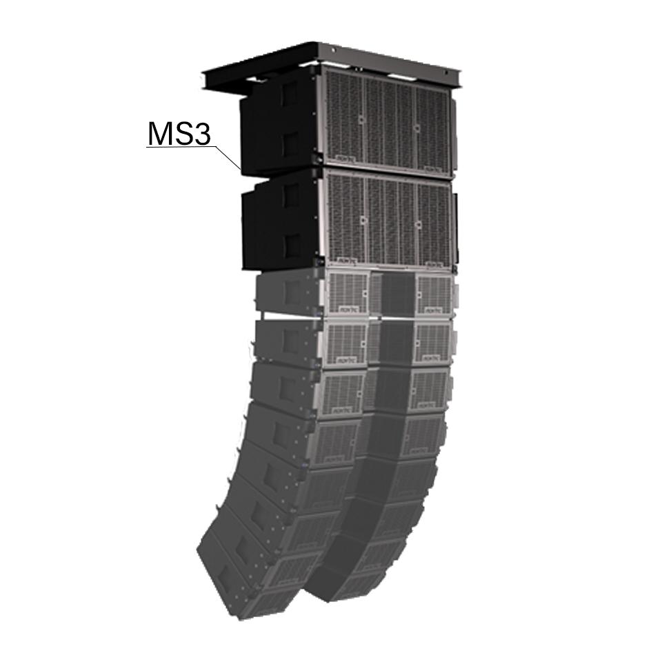 "Loa Line Array Flying Sub 15"" McCauley MS3"
