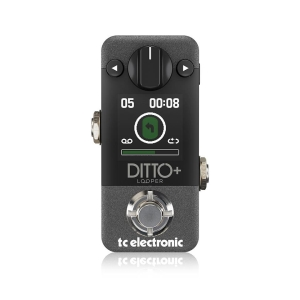 Ditto + Looper - Guitar Stompboxes TC ELECTRONIC