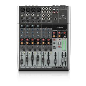 QX1204USB Mixer Behringer Analog 12 input 2/2 Bus Tích Hợp Mic Preamp EQ USB FX
