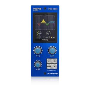 PEQ 3000 -DT _ PEQ 3000 NATIVE - Computer Audio TC ELECTRONIC