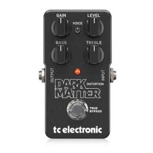 Drark Matter Distortion - Guitar and Bass TC ELECTRONIC