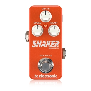 Shaker Mni Vibrato - Guitar and Bass TC ELECTRONIC