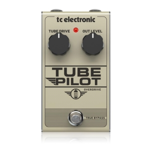 Tube Pilot Overdrive - Guitar and Bass TC ELECTRONIC