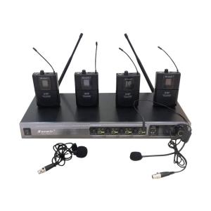 BM704K Microphone Cài Aó 4 Channels BaoMic