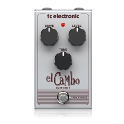 El Cambo Overdrive TC Electronic