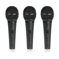 XM1800S Bộ 3 Cái Microphone Behringer