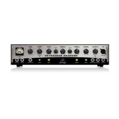 Behringer BX2000H Bass Amply 2.000w