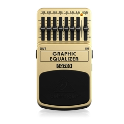 EQ700 Guitar Behringer stompboxes