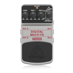 FX600 Multi-Effects for Guitar