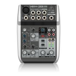 Q502USB Analog Mixers Behringer