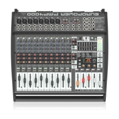 PMP4000 Mixer Liền Công Suất 1.600w 16 channels FX