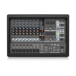 PMP1680S Mixer Behringer Liền Công Suất 1.600w 10 channels 2 x FX