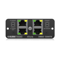 DM80-DANTE Klark Teknik