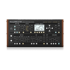 Deepmind 12D Analog Synthesizers Behringer