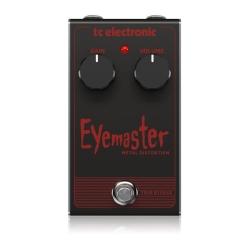 Eyemaster Metal Distortion - Guitar and Bass TC ELECTRONIC
