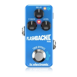Flashback 2 Mini Delay - Guitar and Bass TC ELECTRONIC