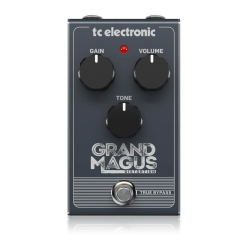 Grand Magus Distortion - Guitar and Bass TC ELECTRONIC