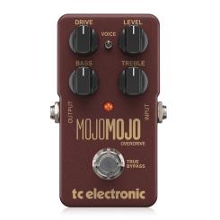 Mojmojo Overdrive - Guitar and Bass TC ELECTRONIC
