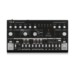 TD-3-BK Synthesizers Behringer