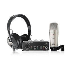 U-PHORIA STUDIO Recording Packages Behringer