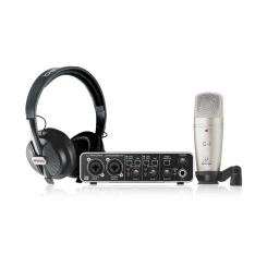 U-PHORIA STUDIO PRO Recording Packages Behringer