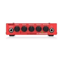 Bam200 SolidState Bass Head Amplifiers Tc Electronic