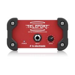 GLT Active DI Boxes Tc Electronic