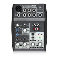 502 Analog Mixers Behringer