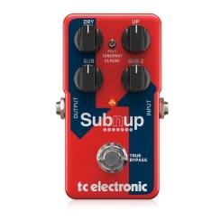 Sub n Up Octaver stompboxes TC Electronic